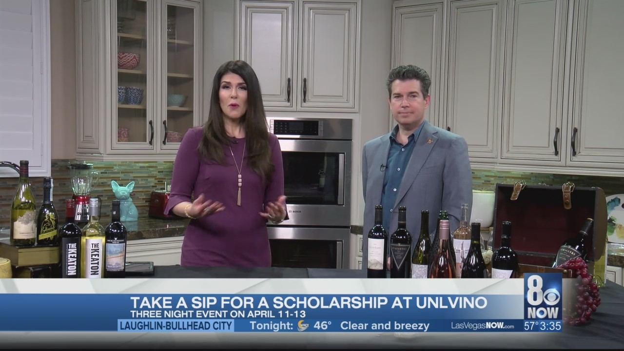 Take a sip for a scholarship at UNLVino