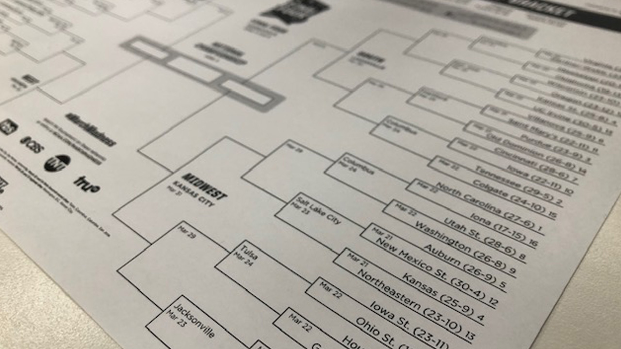 fc15e20e Ohio man has the last perfect NCAA bracket