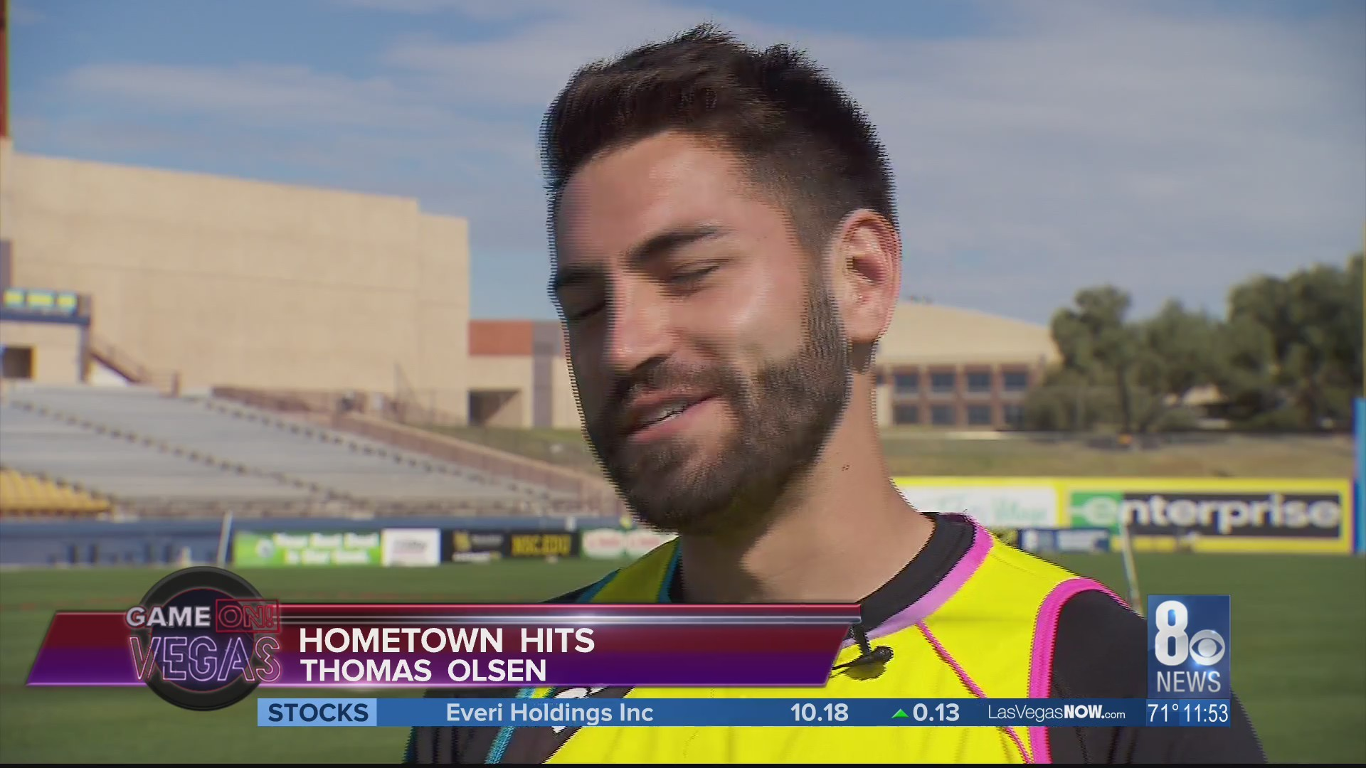 Hometown Hits looks at a local goalkeeper