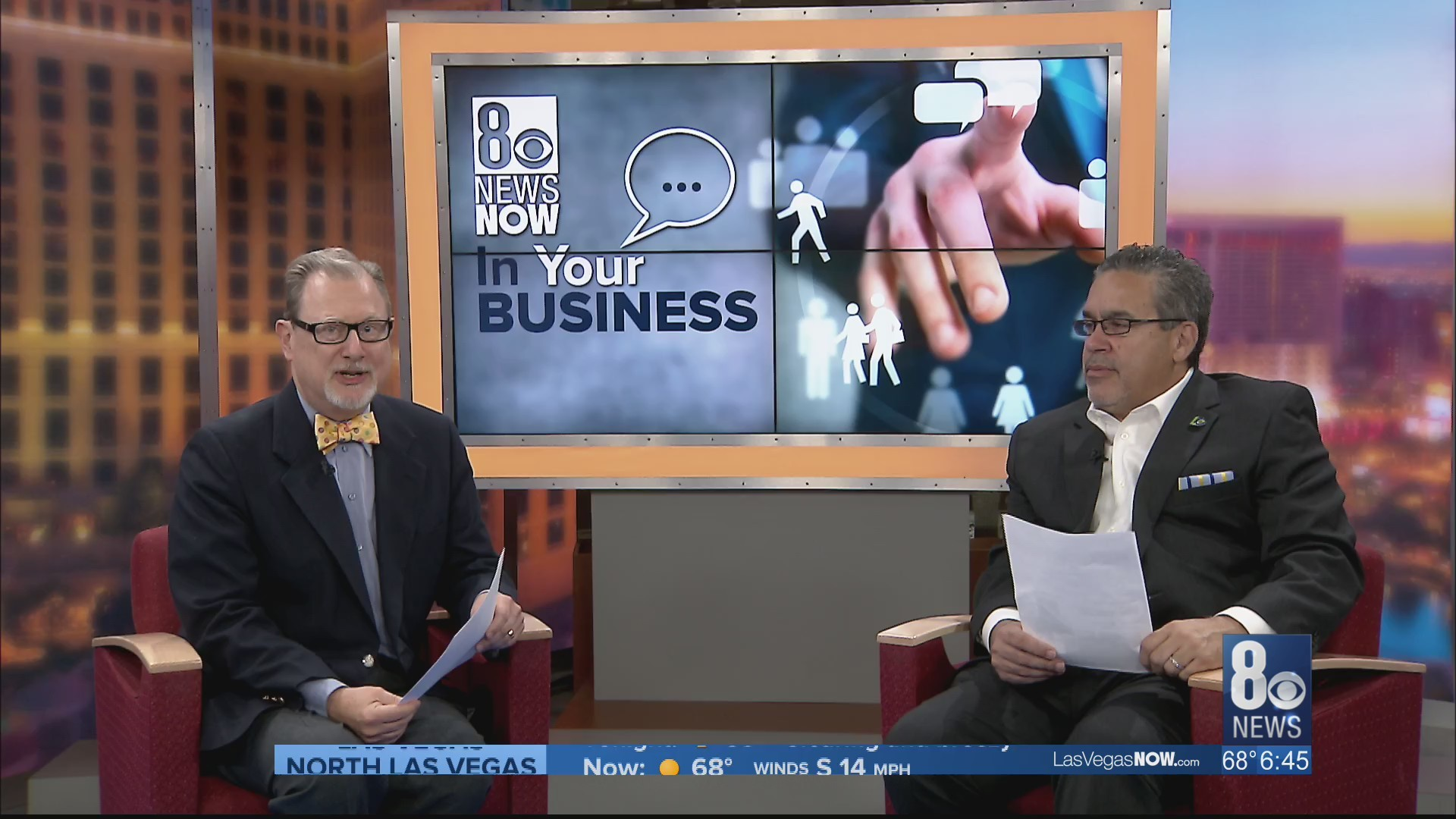 The Latin Chamber of Commerce joins Good Day