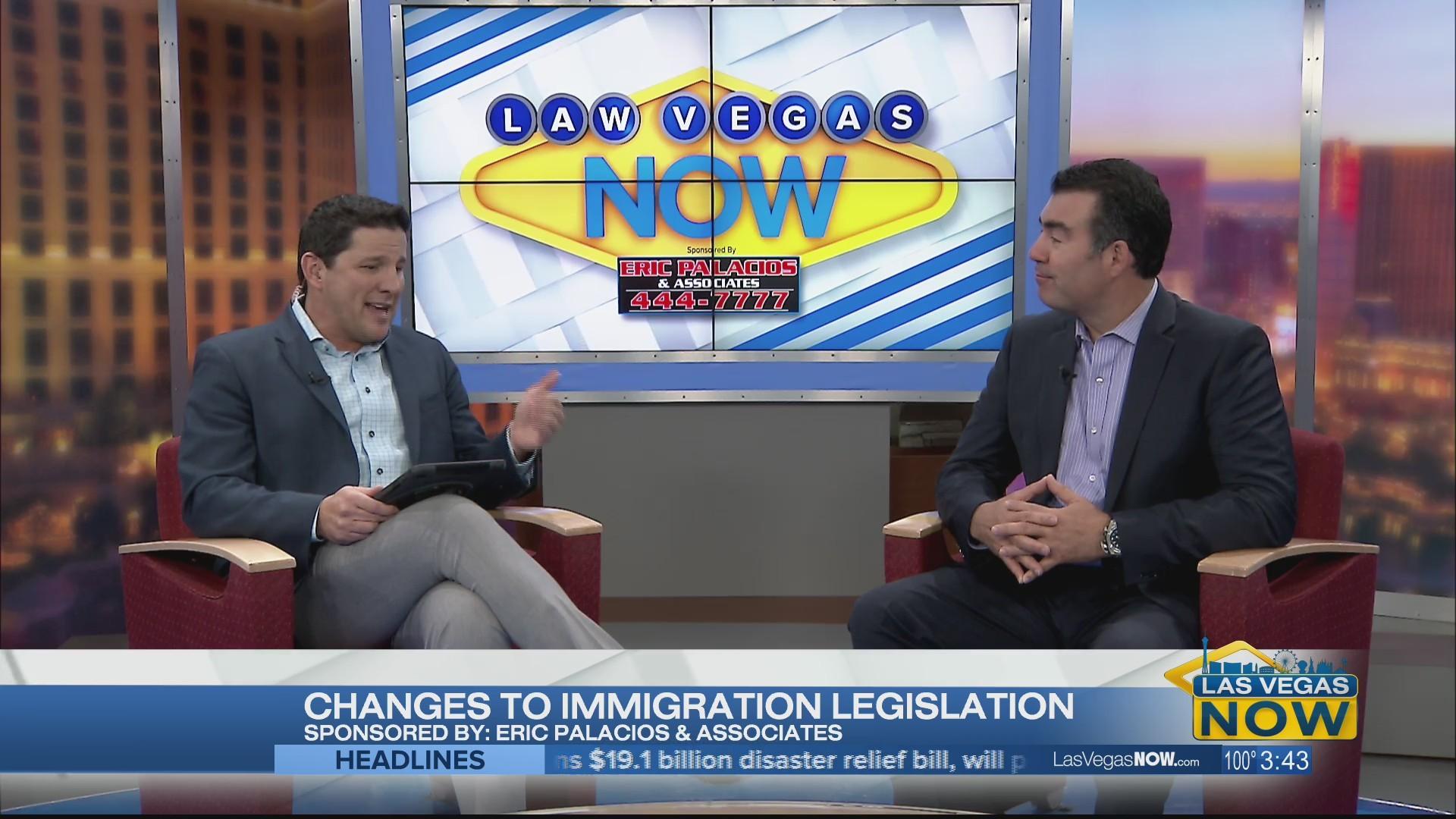 Changes to immigrant legislation