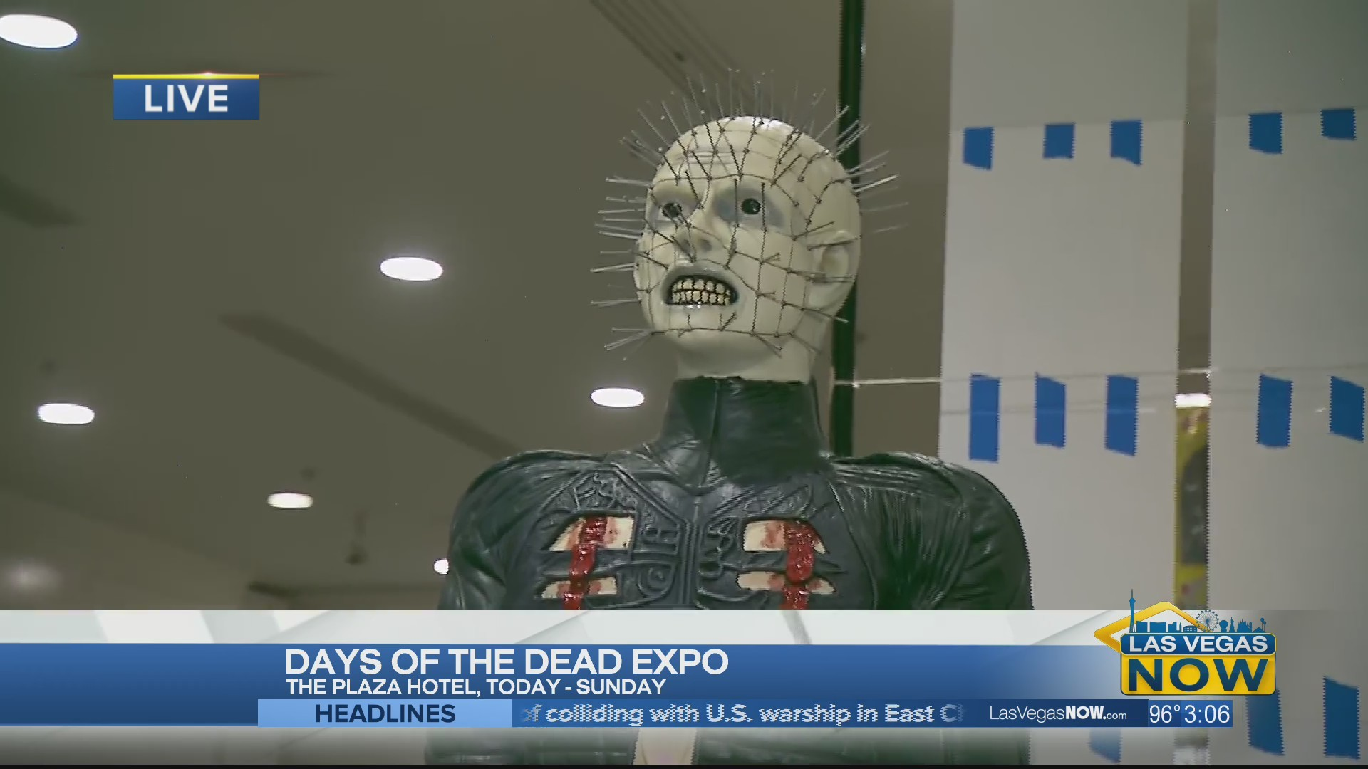 Days of the Dead takes over The Plaza Hotel
