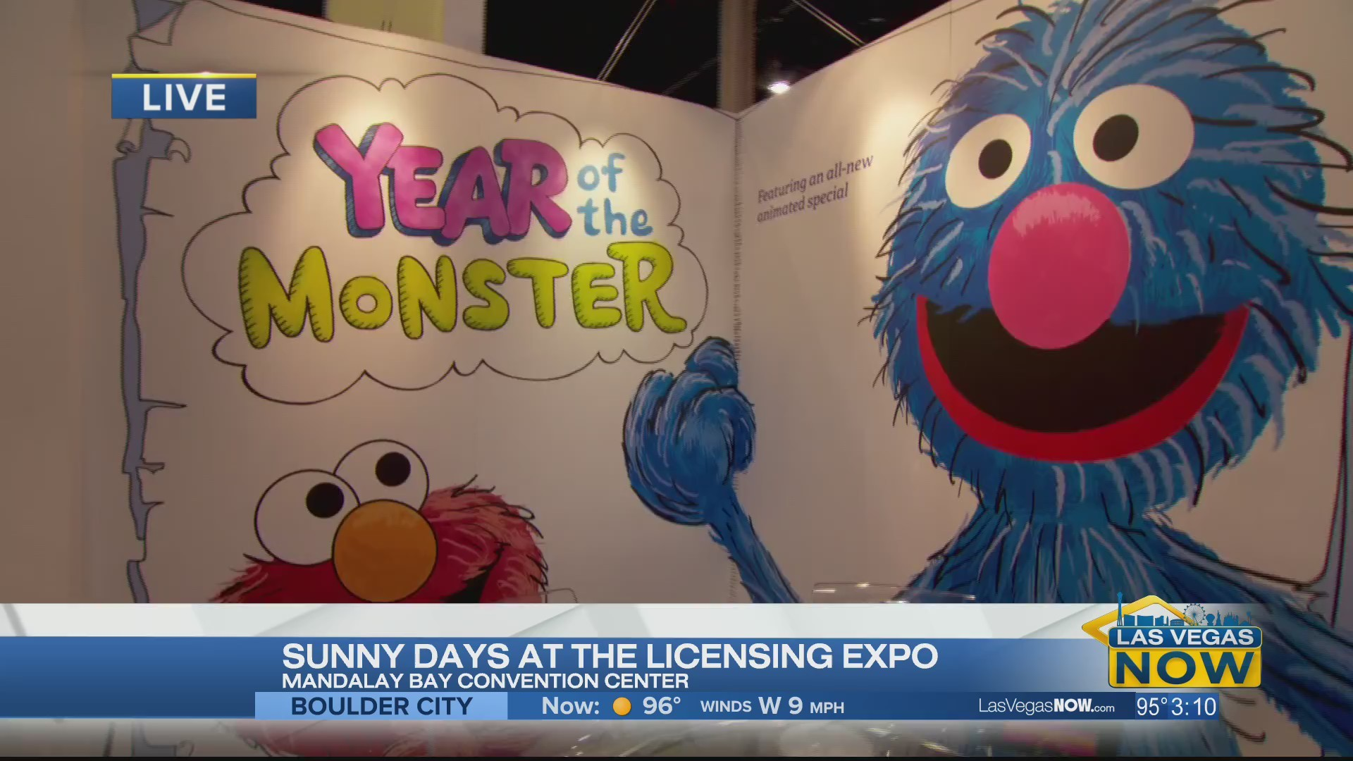 """The Licensing Expo is a """"Who's Who"""" of pop culture"""