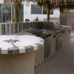 Outdoor Kitchens Las Vegas Instock Kitchen Cabinets