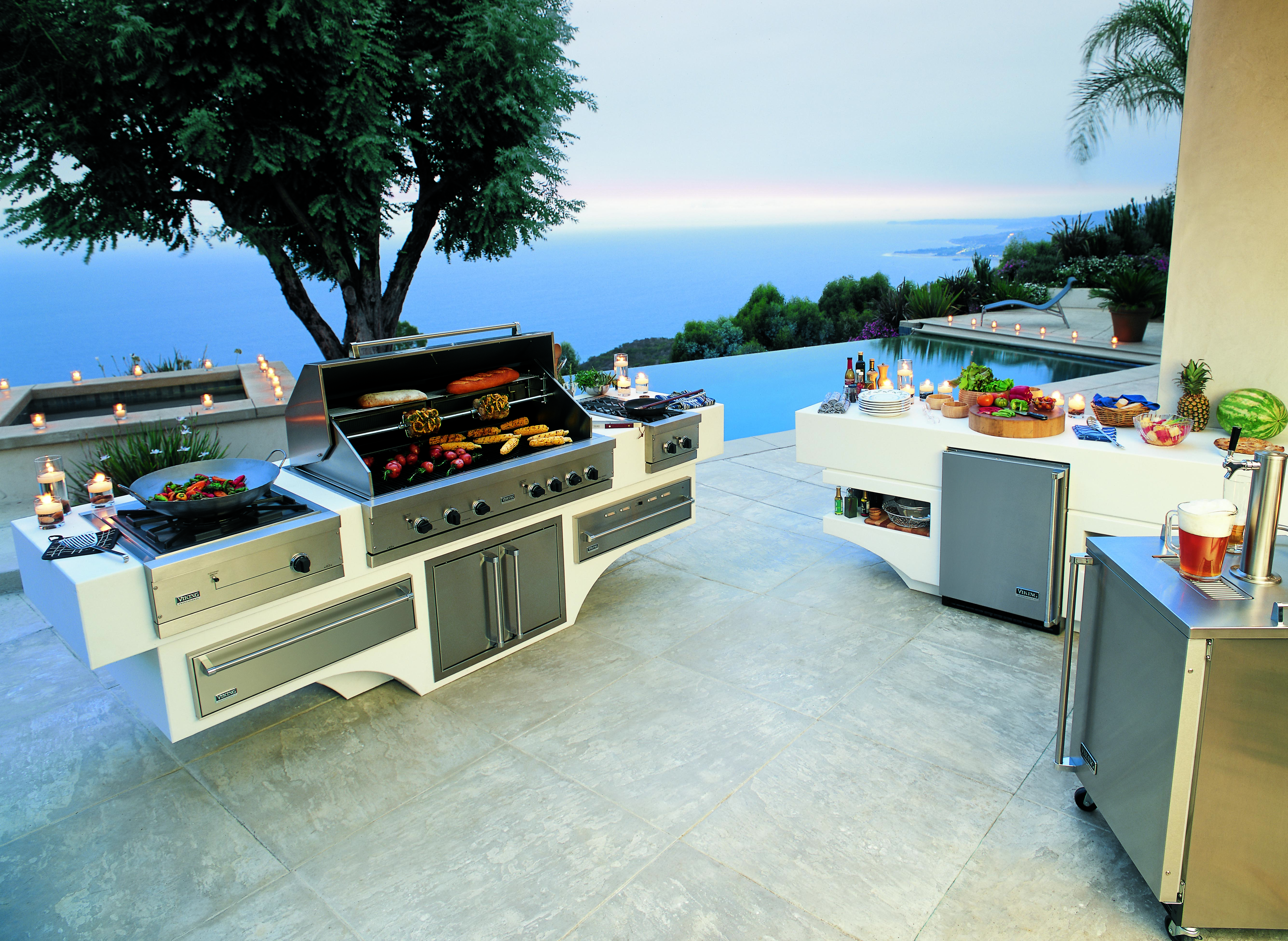 Viking Range Barbecue Grills