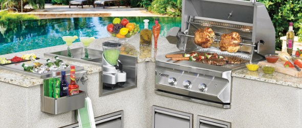 Barbecue Grills and Outdoor Kitchens at Nevada Outdoor Living