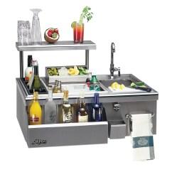 Outdoor Kitchen Supplies Cabinet Hardware Drawer Slides Built In Grills Islands