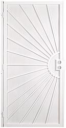 Sunset -Guarda Security Screen Doors