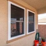 Impact Resistant Security Screen Installation