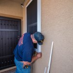 Las Vegas, Nevada Security Screen Installation Service