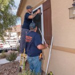 Professional Security Screen Installation Services of Las Vegas, Nevada