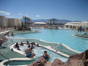Stratosphere hotel  Las Vegas Strip