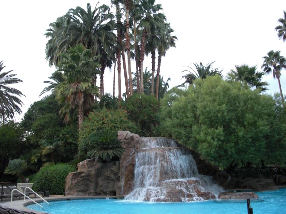 mirage las vegas piscine 2