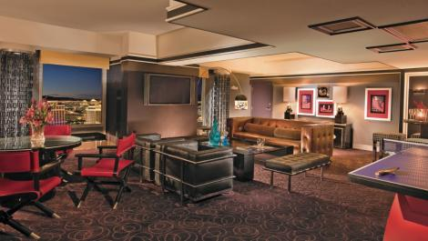 planet hollywood boulevard suite