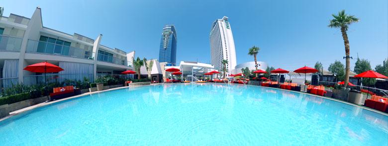 palms piscine 1