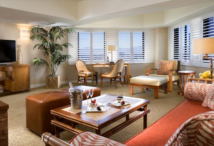 tropicana paradise suite
