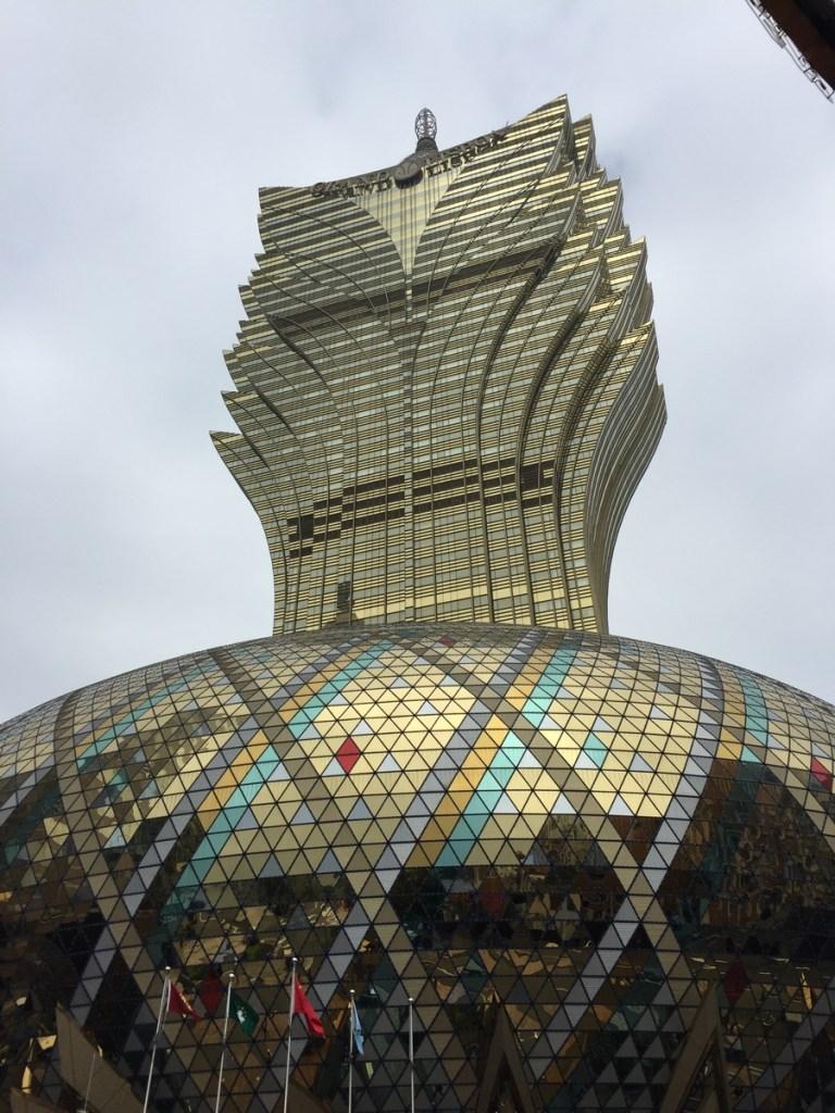 Macao Grand Lisboa casino