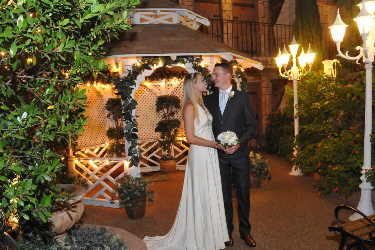 Vegas Wedding Fremont Street