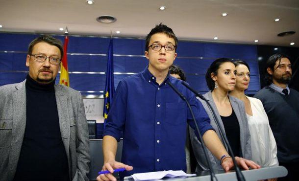 """Bescansa, Errejón y Elizo ante el Tribunal por """"vulnerar el derecho fundamental"""" de Enric Martínez"""