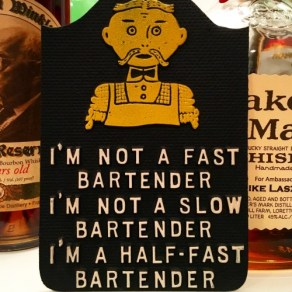 Half Fast Bartender