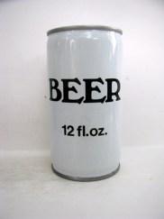 Generic Beer Can