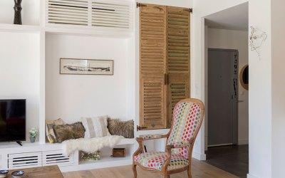 Réemploi et intégration de meubles et objets anciens en design d'espaces