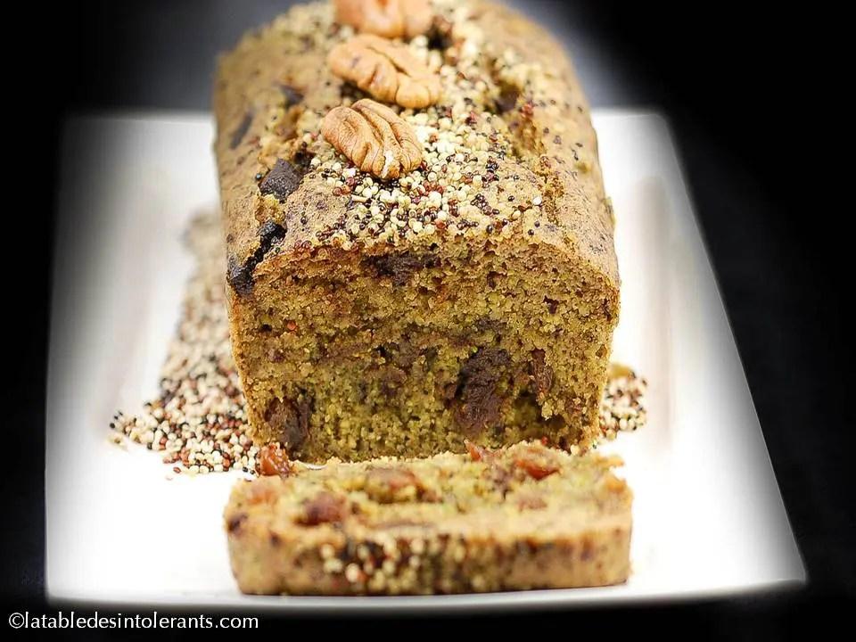 gâteau avec indice glycémique bas