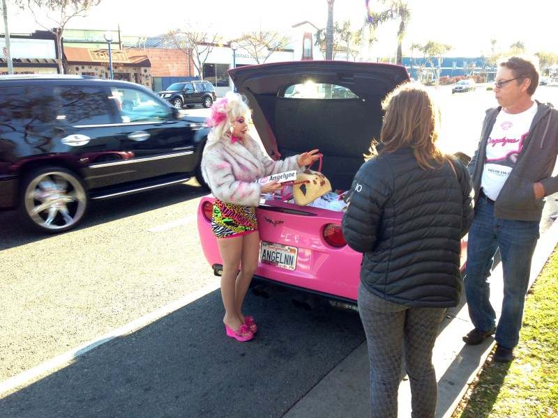 Angelyne for LA Taco #1  0112_5025