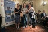 Raffle prize winners
