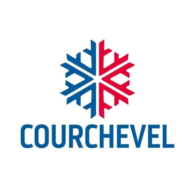 Afbeeldingsresultaat voor courchevel logo