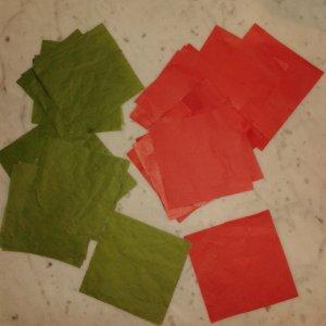 2_quadretti calendario dell'avvento con i rotoli di carta igienica