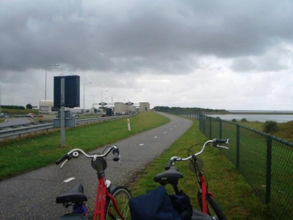 vaanza in bicicletta