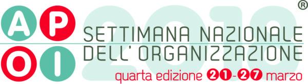 settimana nazionale dell'organizzazione