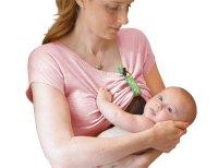 Breastfeeding Shirt Clip  LatchPal  A breastfeeding clip ...