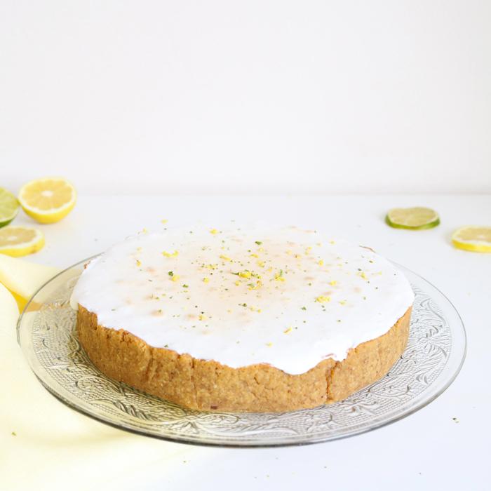 Voici ma délicieuse tarte au citron meringuée, elle est sans-gluten et vegan. Bon appétit !