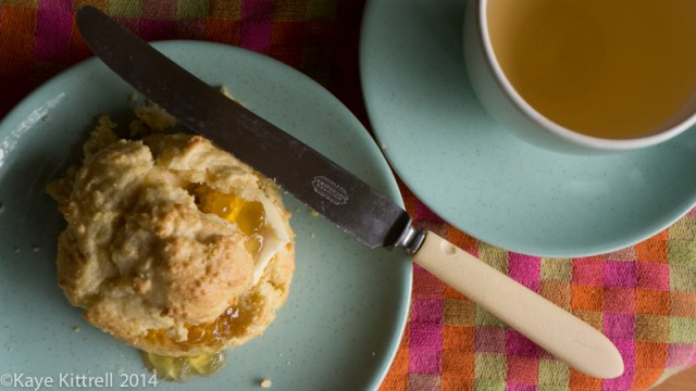 Scones without Sugar-knife