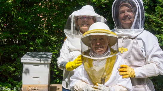 We need all the bees we can get - Betty the beekeeper