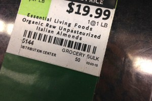 The Irony of Food Pricing