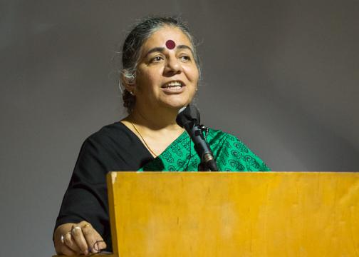 Living with Powdery Mildew - Vandana Shiva