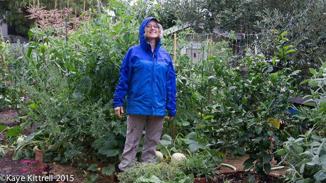 The Ultimate Seed Swap - Kaye in rain