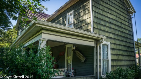 Files from the Road: The History of a House - Old House