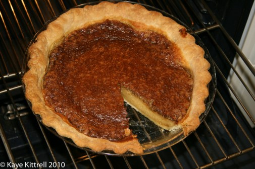 Happy New Year and My Robert Redford Moment - pie