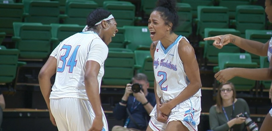 Lady Techsters future looks bright with WNIT approaching