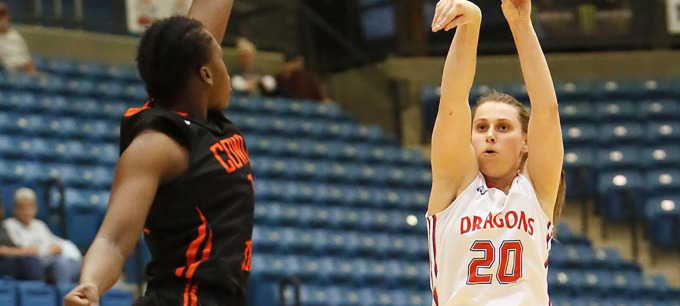 Lady Techsters add junior college sharp shooter