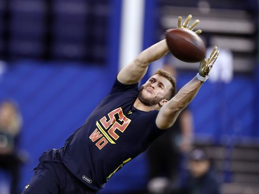 From unheralded recruit to NFL, Tech's Taylor drafted by 49ers