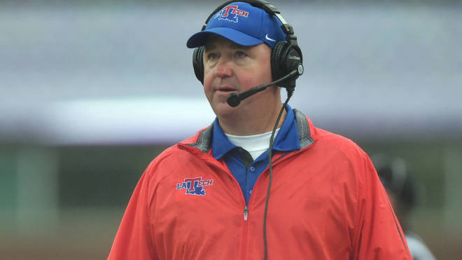 Holtz, La. Tech agree to contract extension