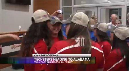 La. Tech softball headed to Tuscaloosa Regional