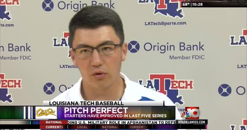 Great Nate: Harris' addition to pitching rotation helps Bulldogs rise to the top of C-USA in ERA