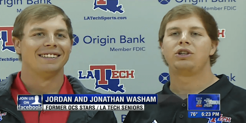 Washam brothers looking to end careers in championship style