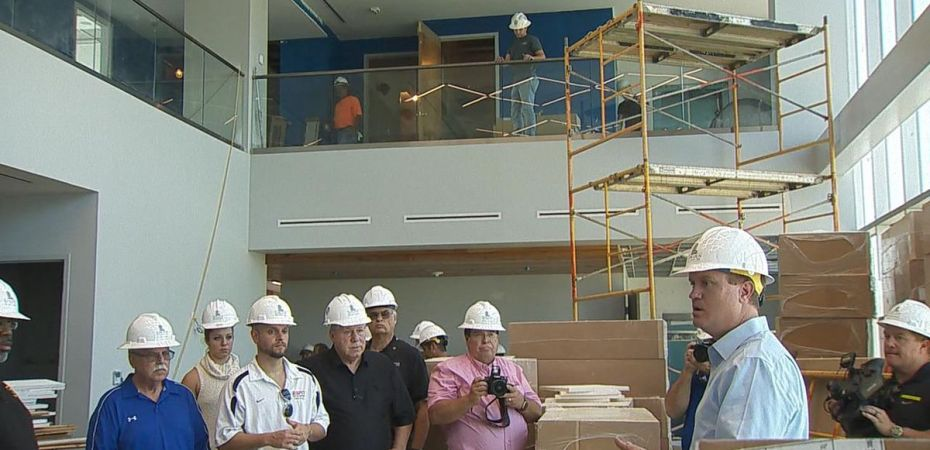 Joe Aillet Stadium upgrades nearing completion